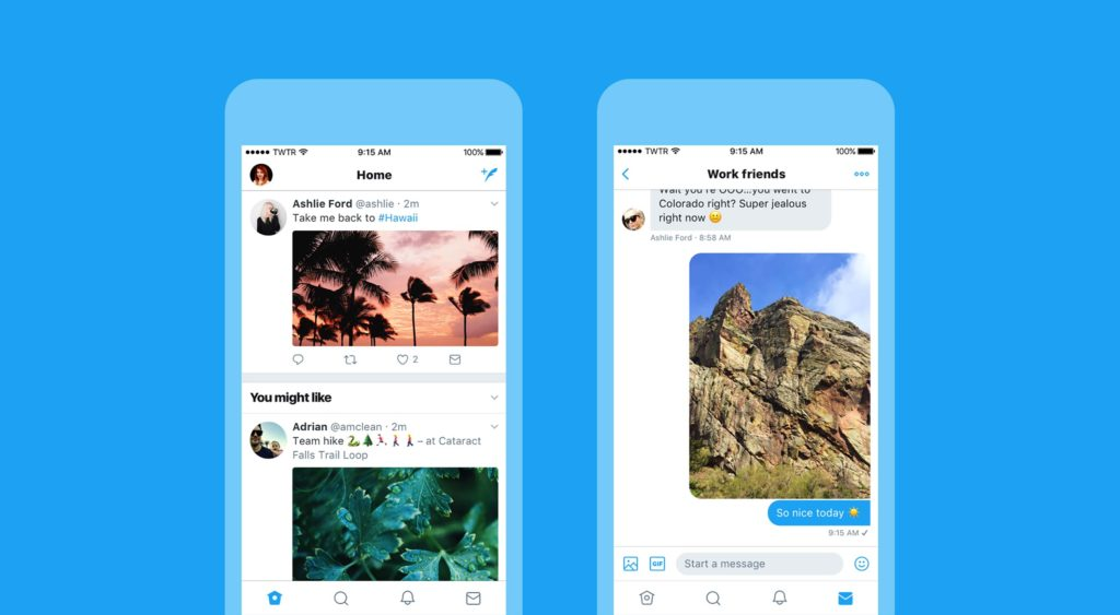 Twitter Launches a Redesign