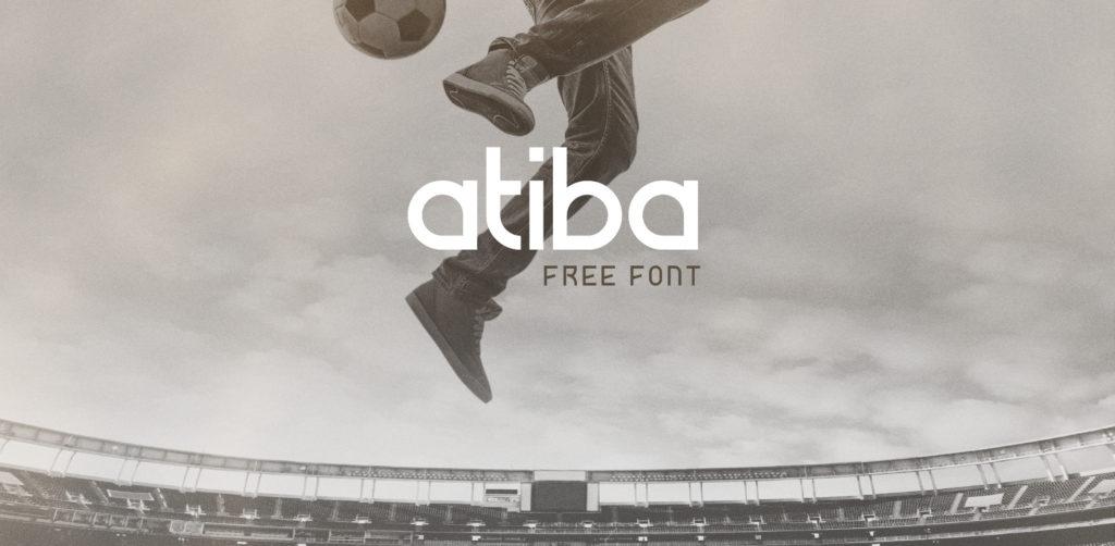 Free Download: Atiba Font