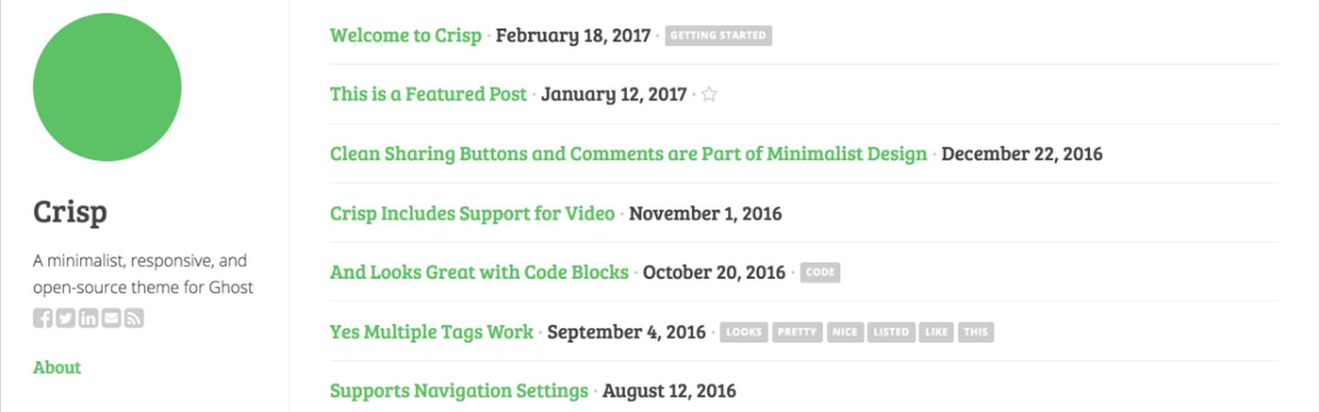 11-crisp-ghost-blogging-theme