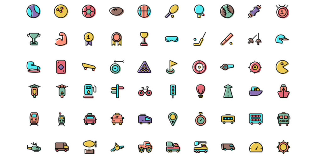 Free Download: 2000+ Icons