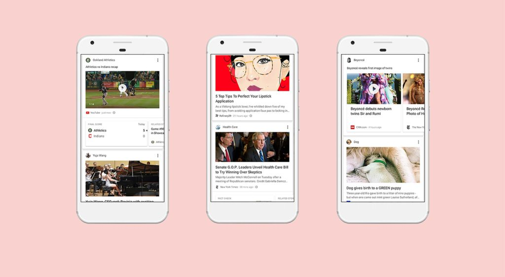 Google Redesigns its Mobile Search