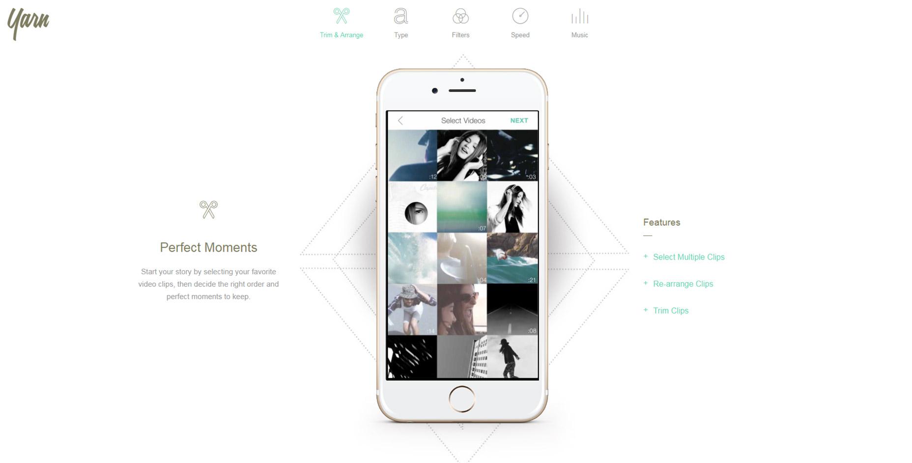 03-yarn-app-landing-page