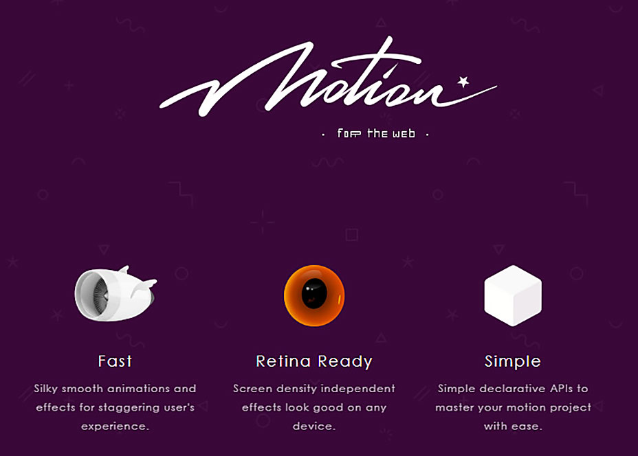 75 Web Animation Tools You Have to Try | Webdesigner Depot