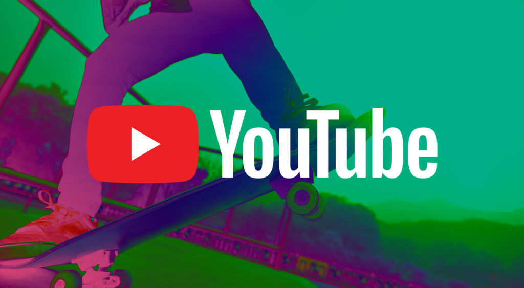 YouTube Unveils 1st New Logo Since Launch