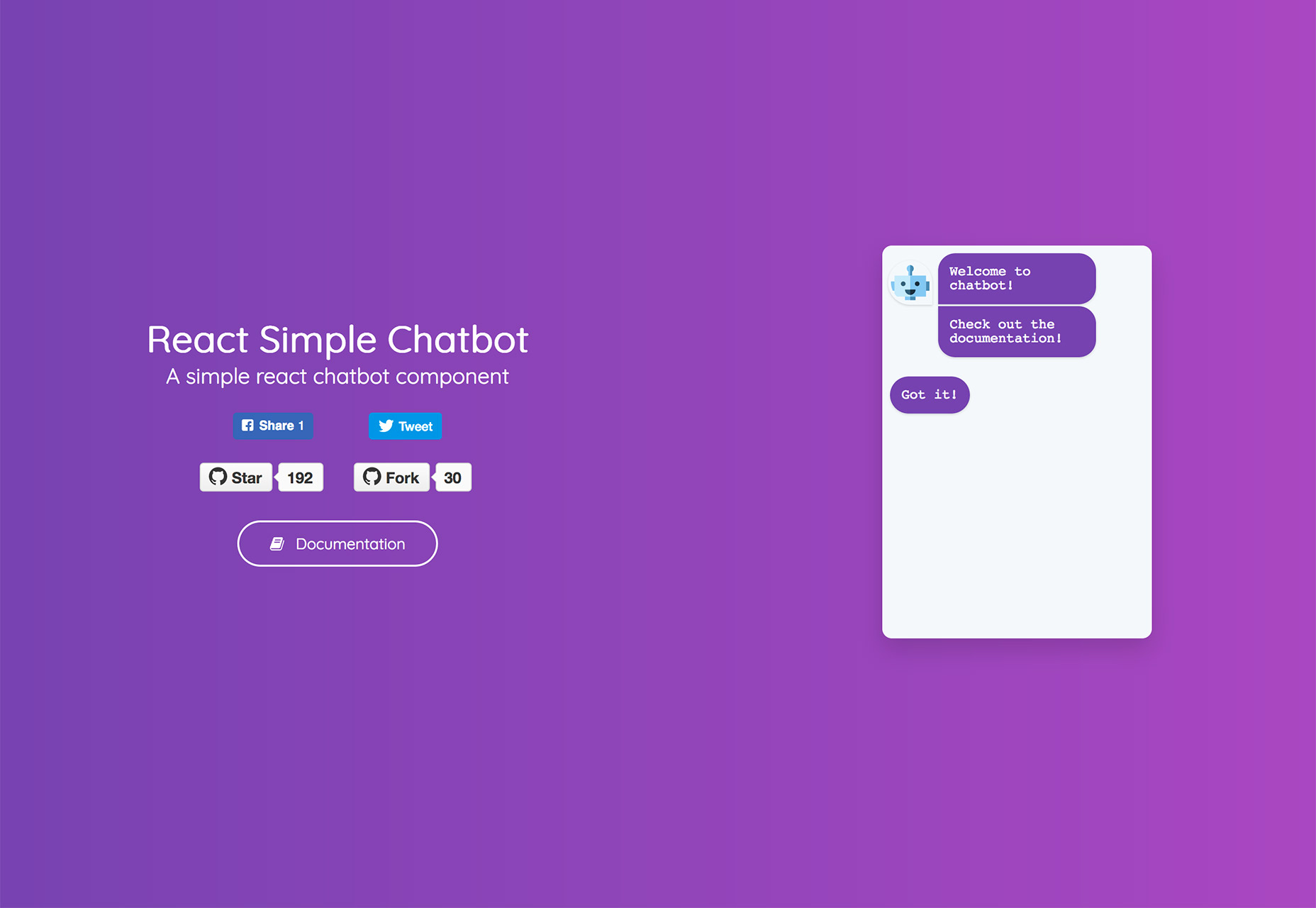 react-chatbot