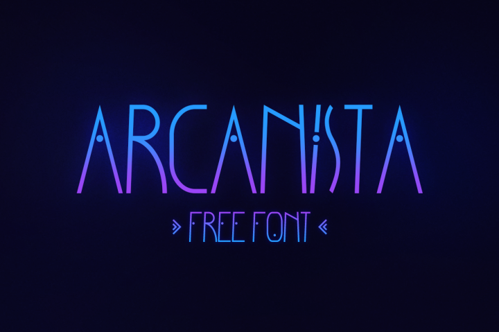 Free Download: Arcanista Font