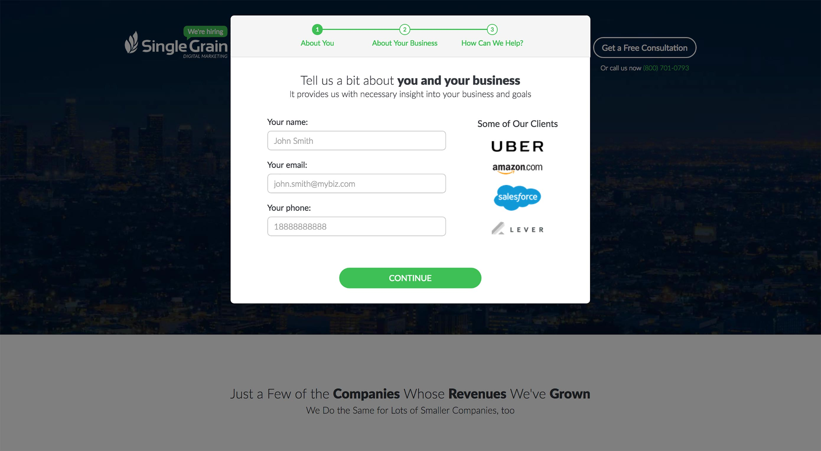 Ultimate UX Design Guide to SaaS On-Boarding, Part 1: Sign-Up Forms
