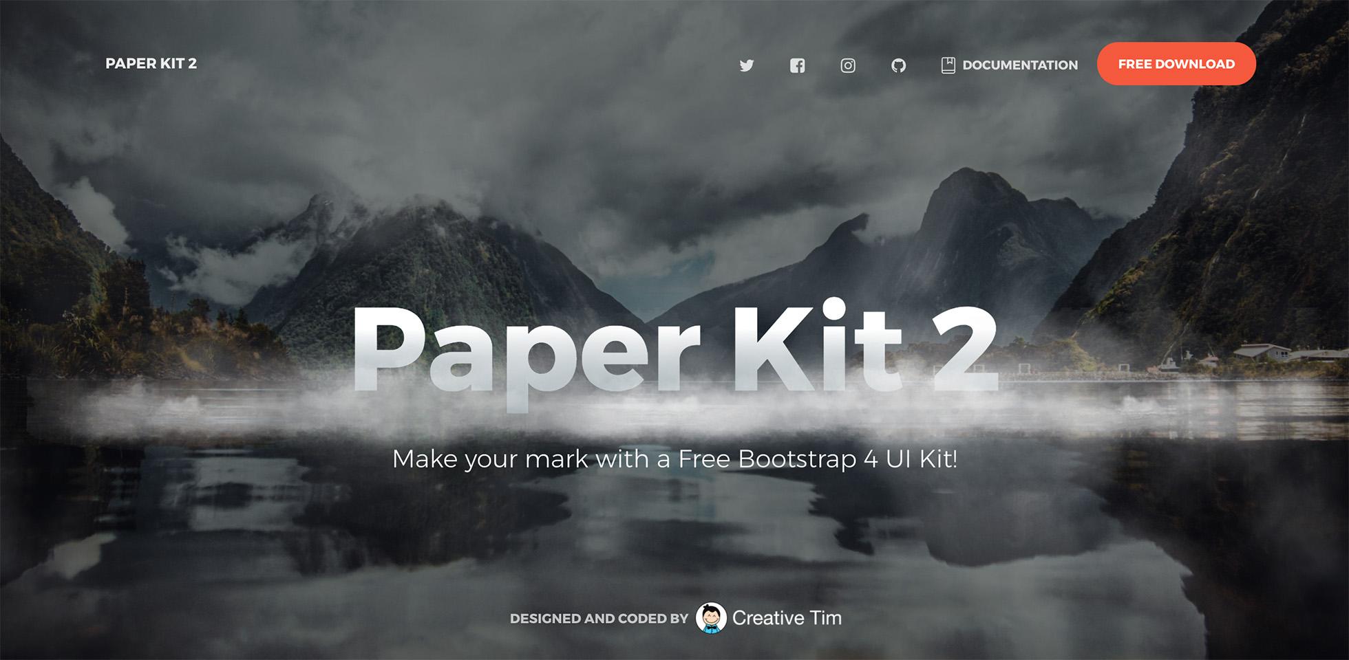 Free Download: Paper Kit 2