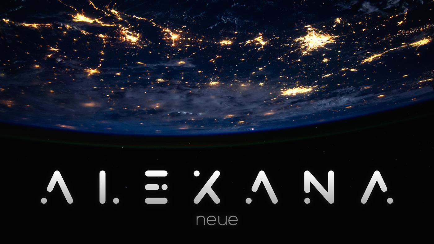 Free Download: Alexana Neue Font