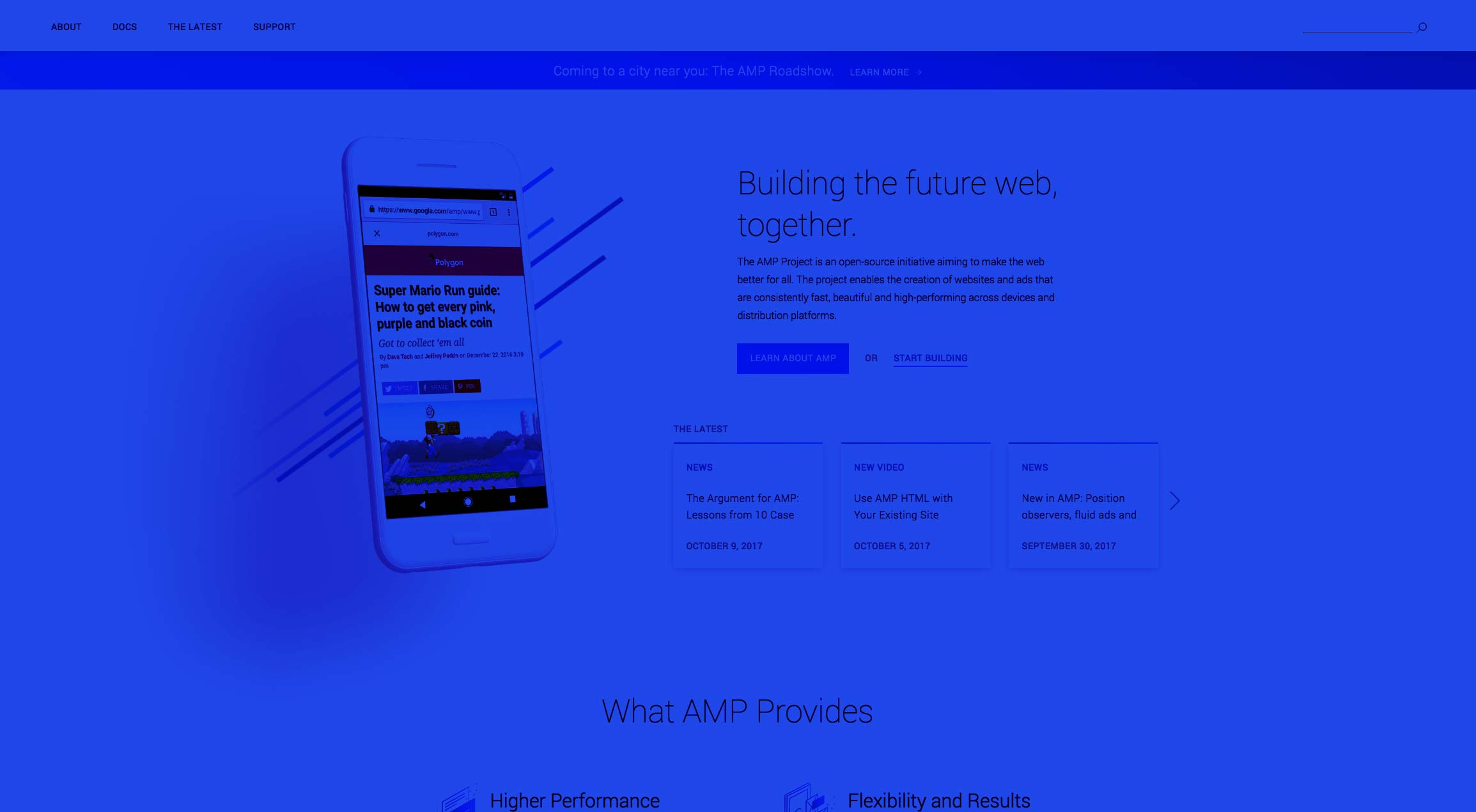5 Ways to Design With Accelerated Mobile Pages