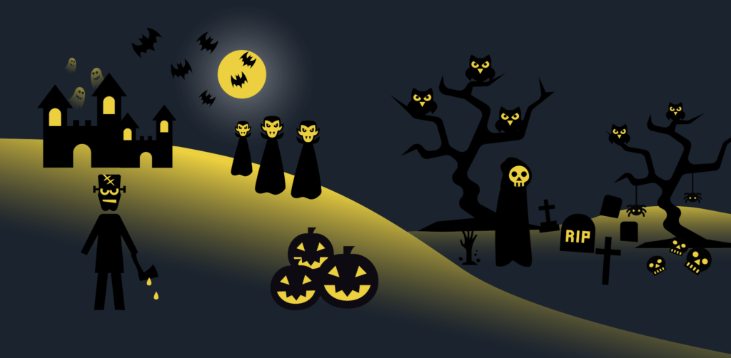 Free Download: 40+ Halloween Icons