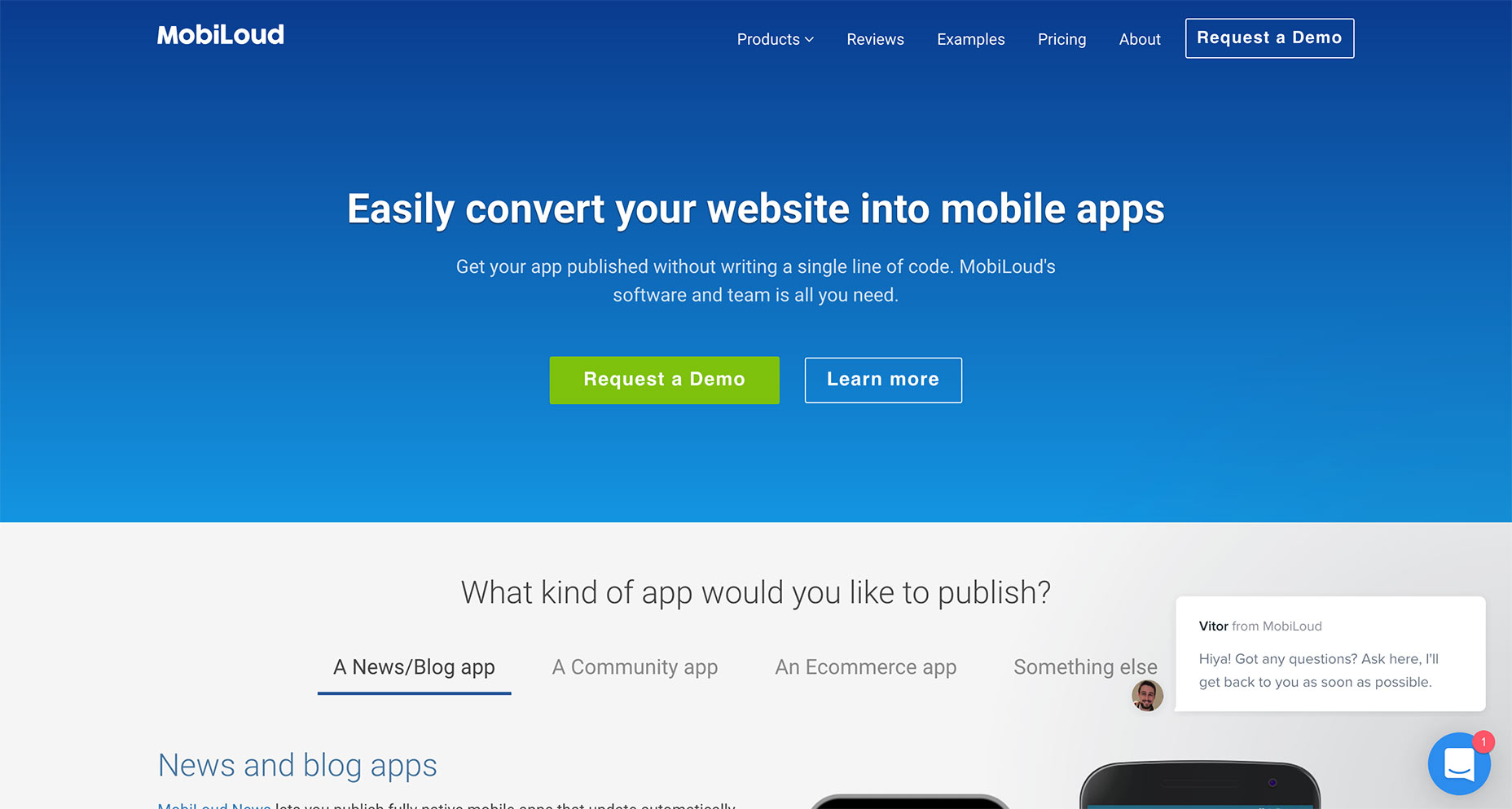 The Simple Way to Turn Your WordPress Website Into a Mobile App