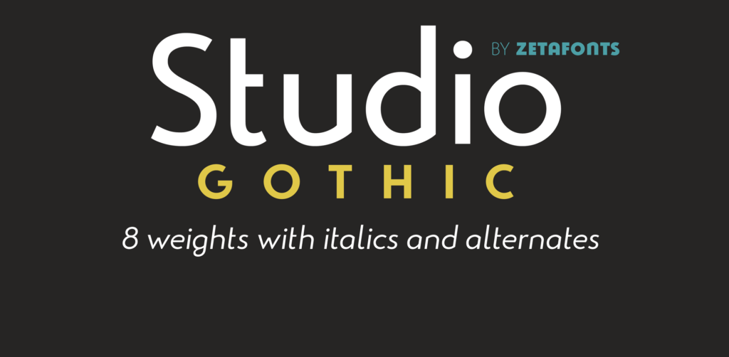 Free Download: Studio Gothic
