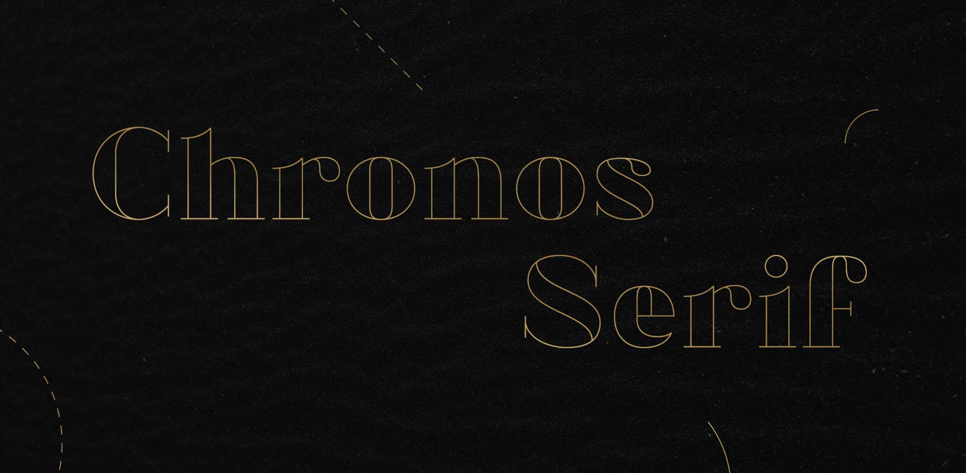 Free Download: Chronos Serif