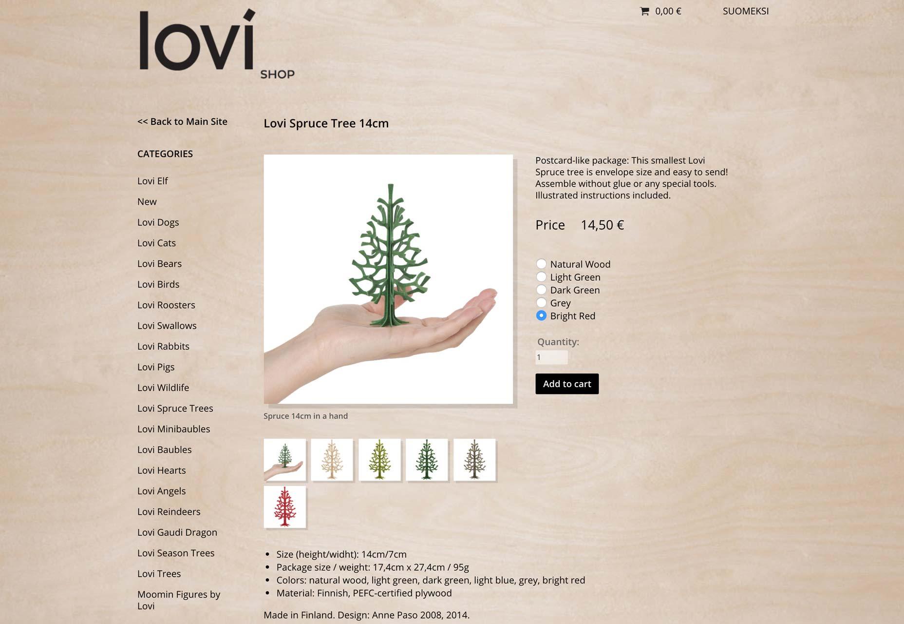 lovi-tree