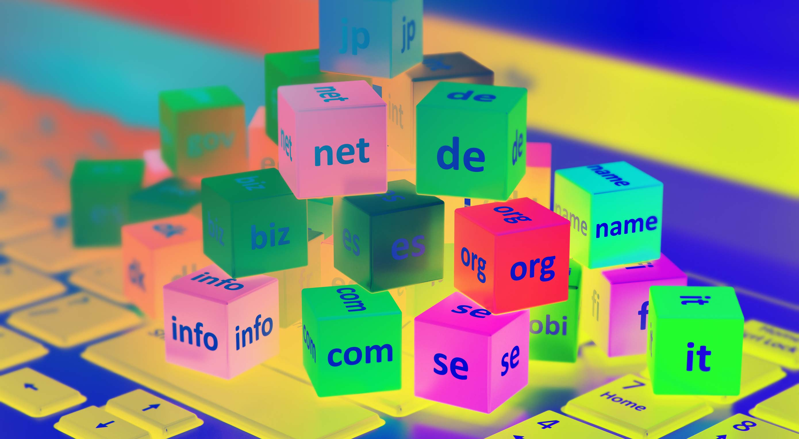 30+ New Top Level Domains for Designers and Developers