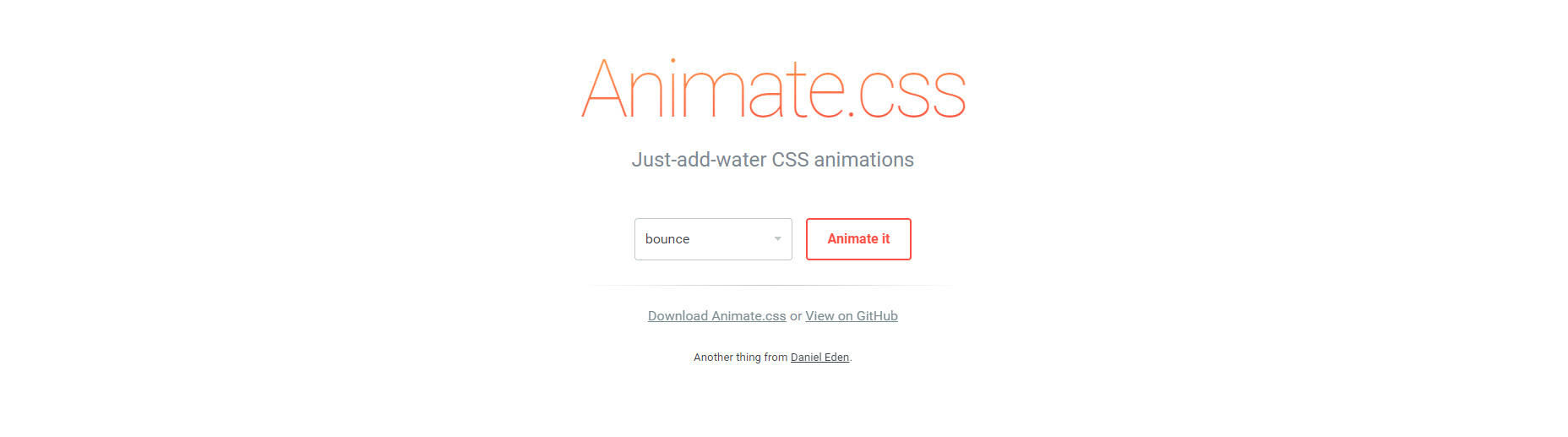 10 Best Free Animation Libraries For The Web | Webdesigner Depot