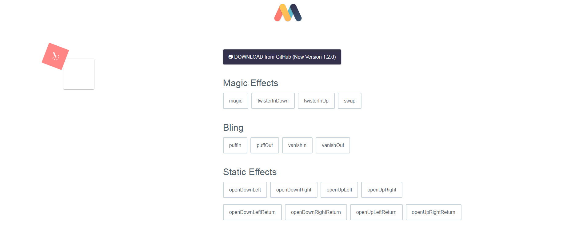 10-magic-css-animation-library