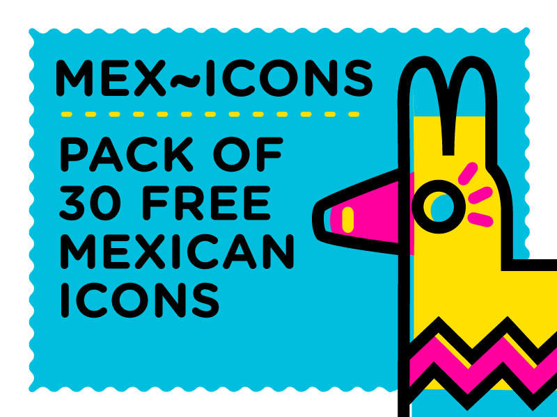Free Download: Mex-Icons