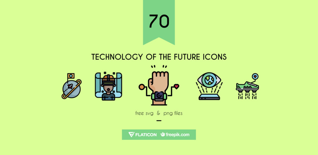 Free Download: Technology Icons