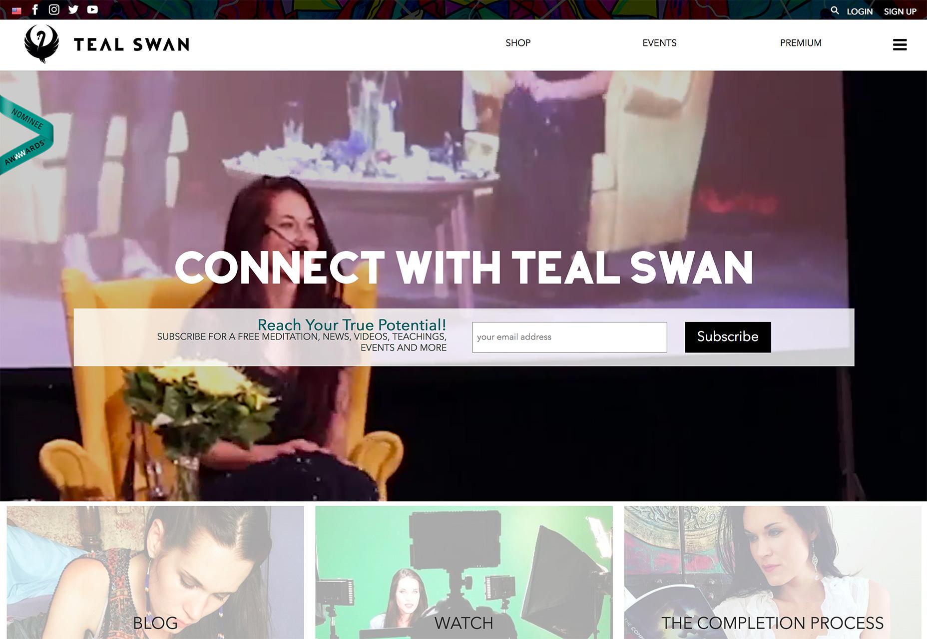teal-swan
