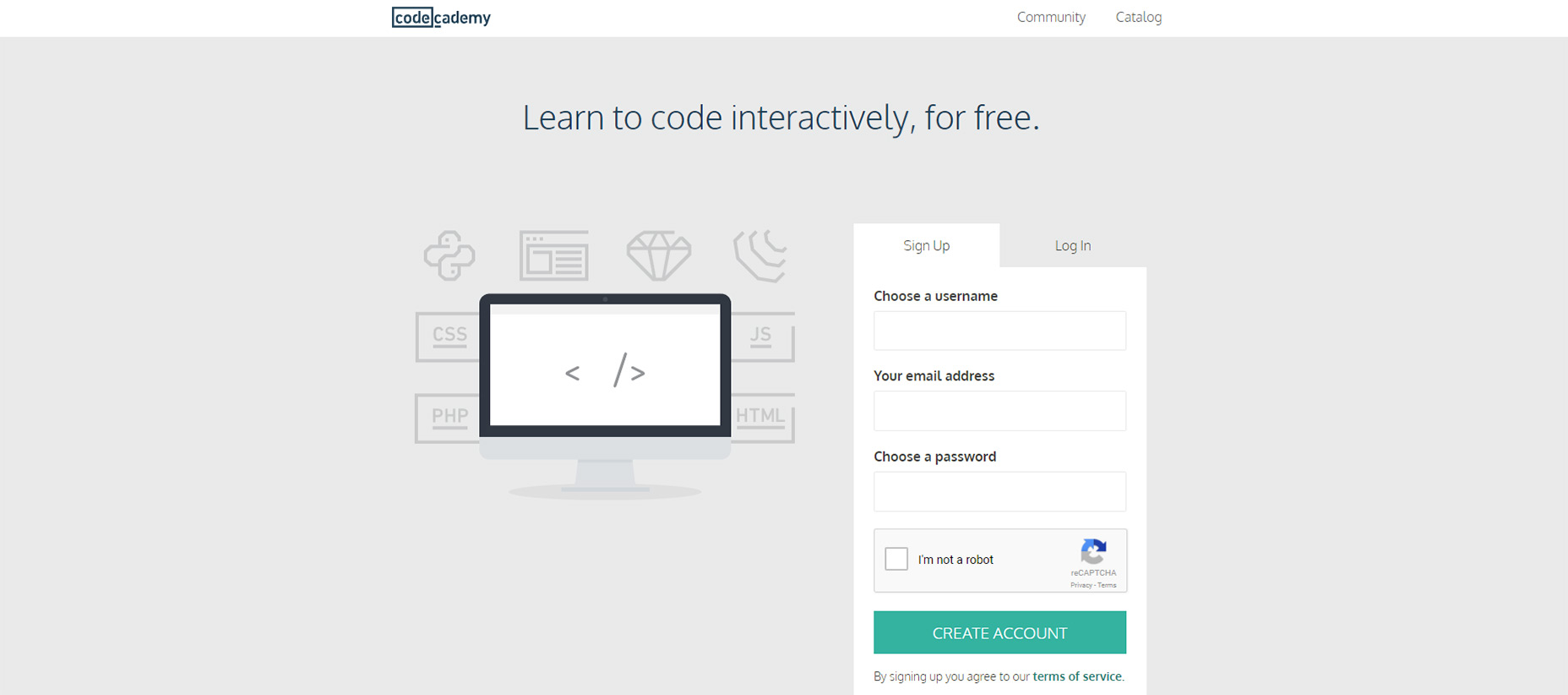 02-codecademy-homepage