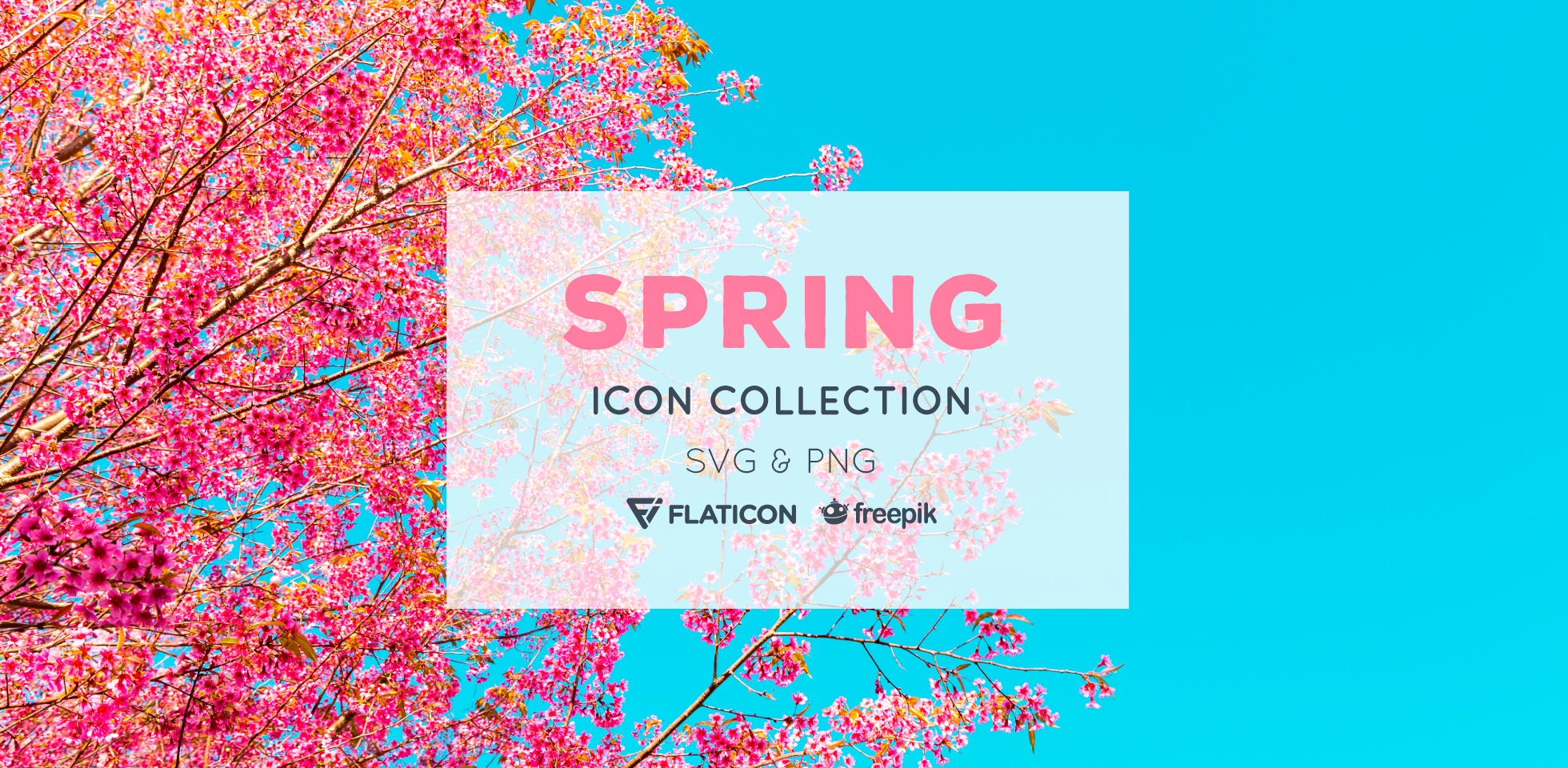 Free Download: Spring Icon Collection