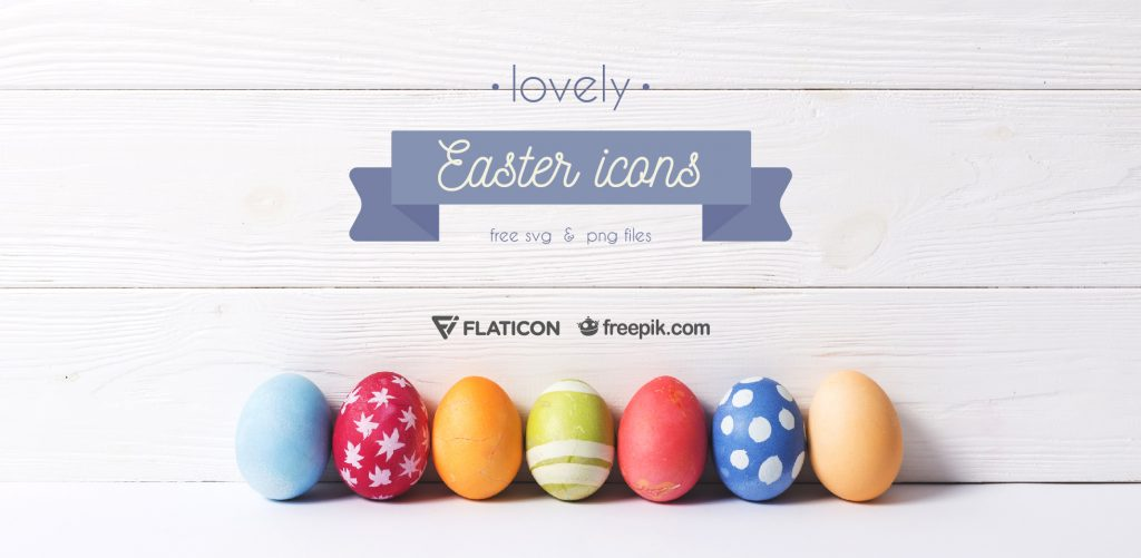 Free Download: Easter Icons