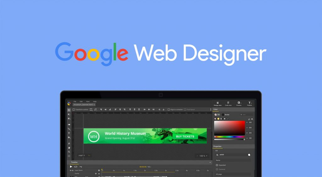 Google Web Designer Reaches 3.0 Beta