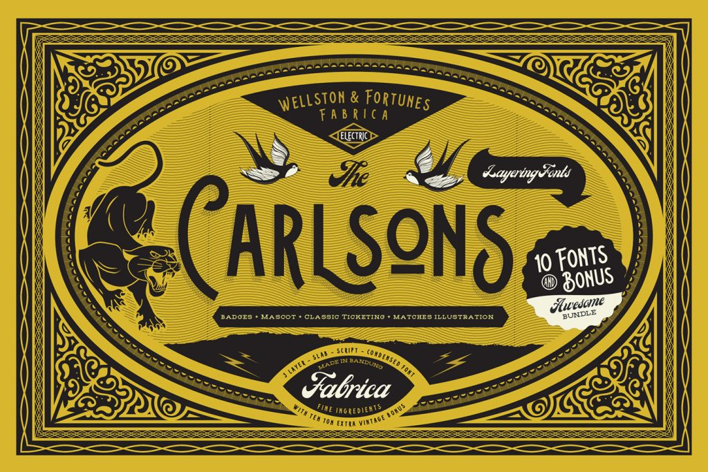 Free Download: Carlsons Regular
