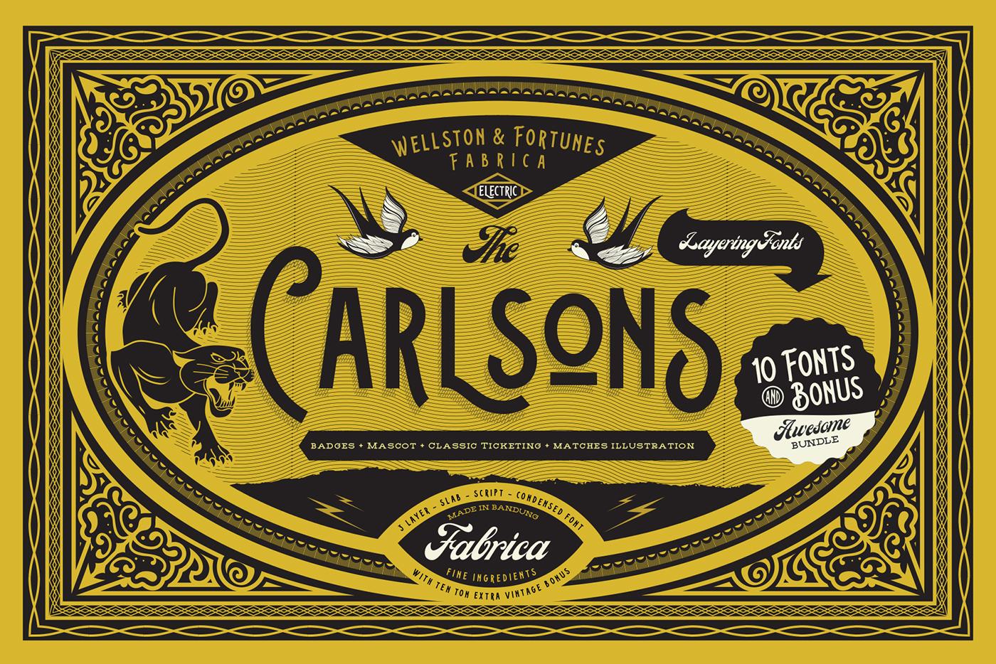 Free Download: Carlsons Regular