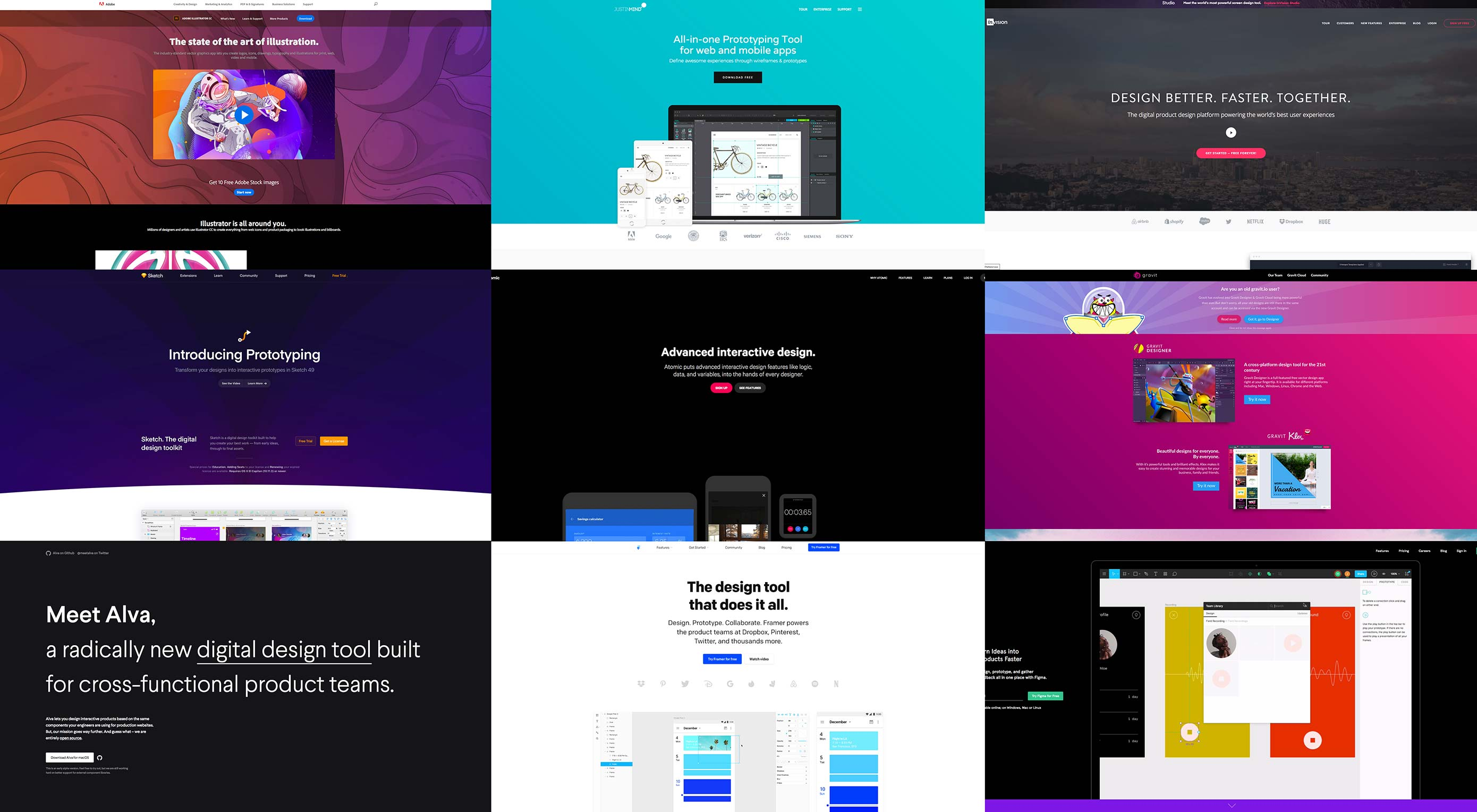 From Fireworks to Framer: Is Software Choice Good For Design?