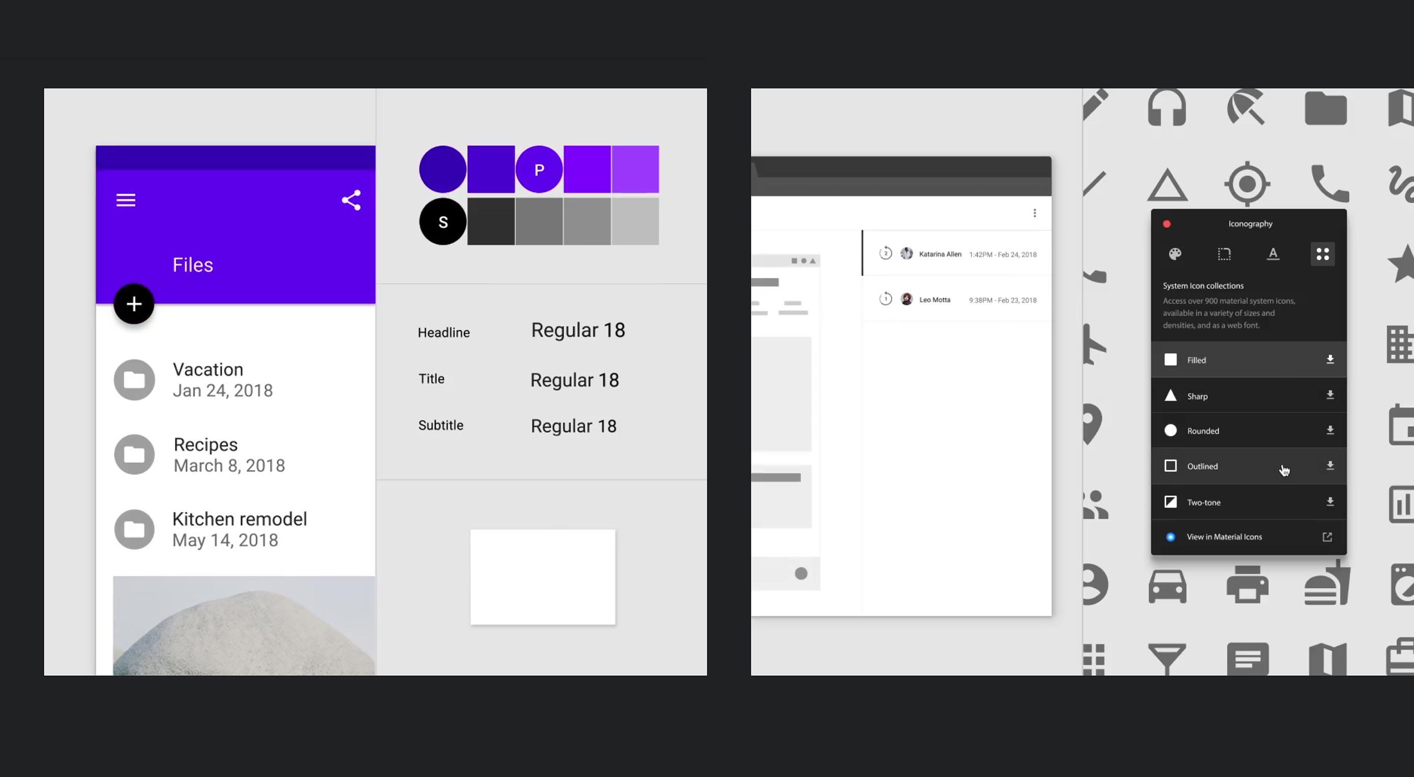 Material Design Redesigned