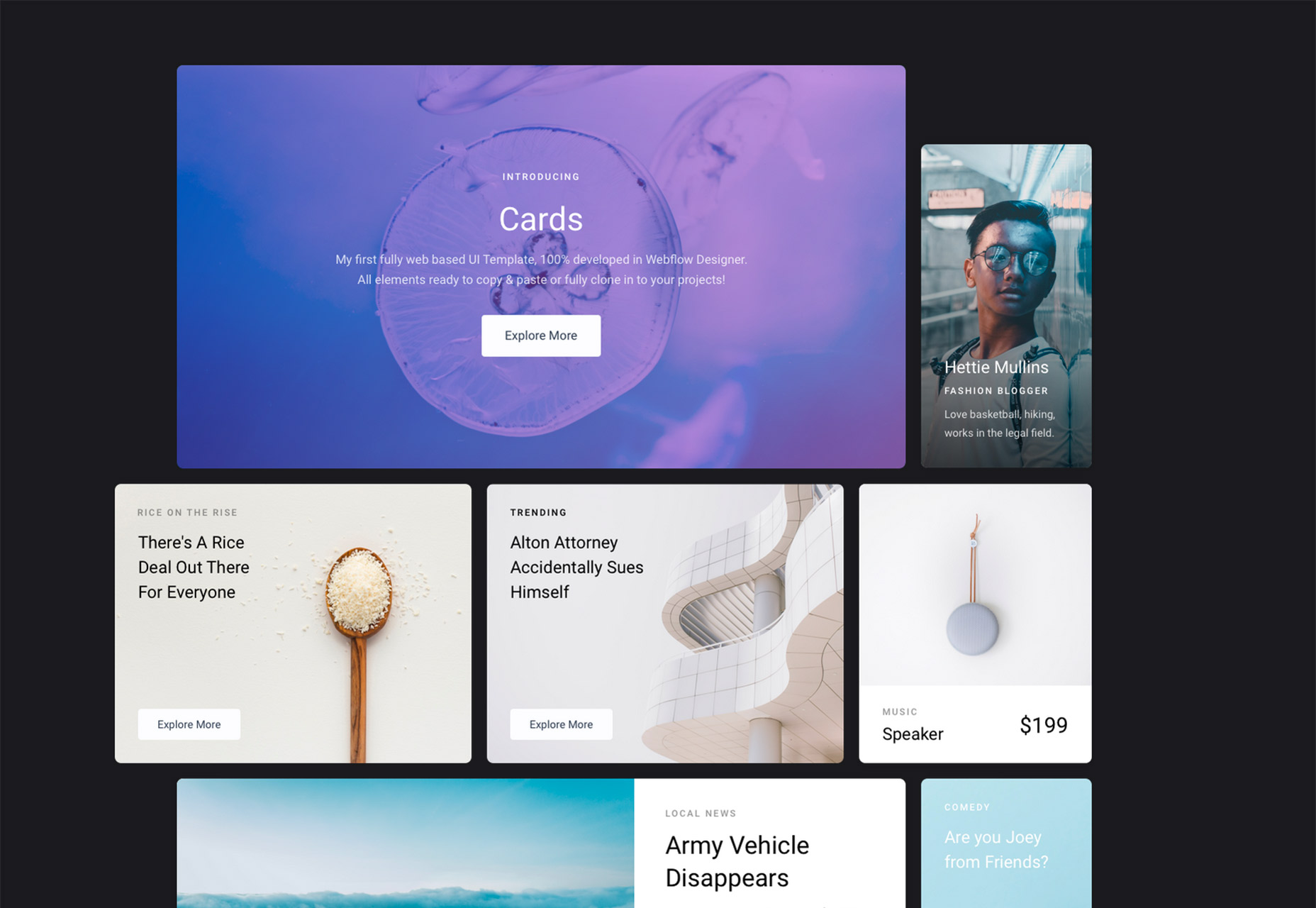 What's New for Designers, May 2018 | Webdesigner Depot