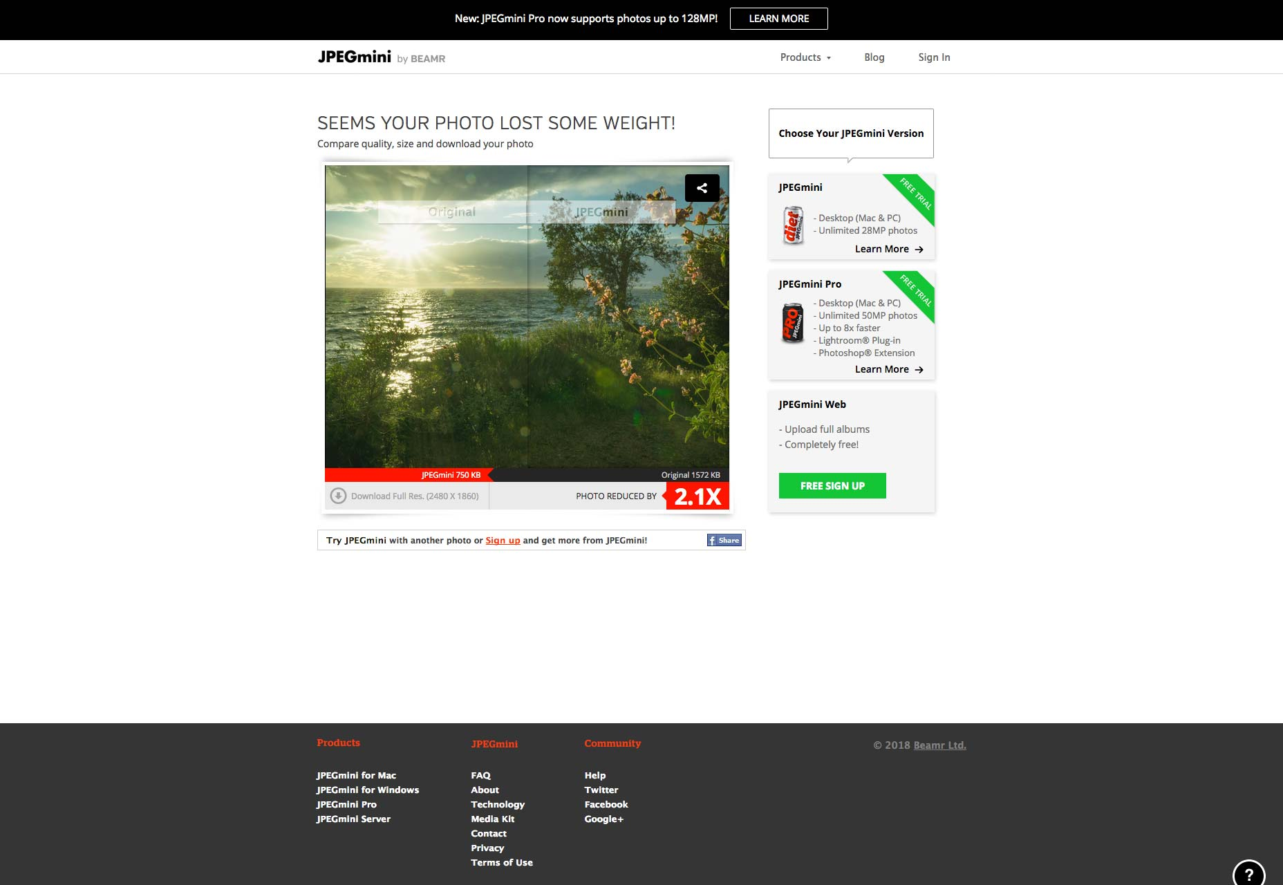 The Best Image Compression Tools for the Web | Webdesigner Depot