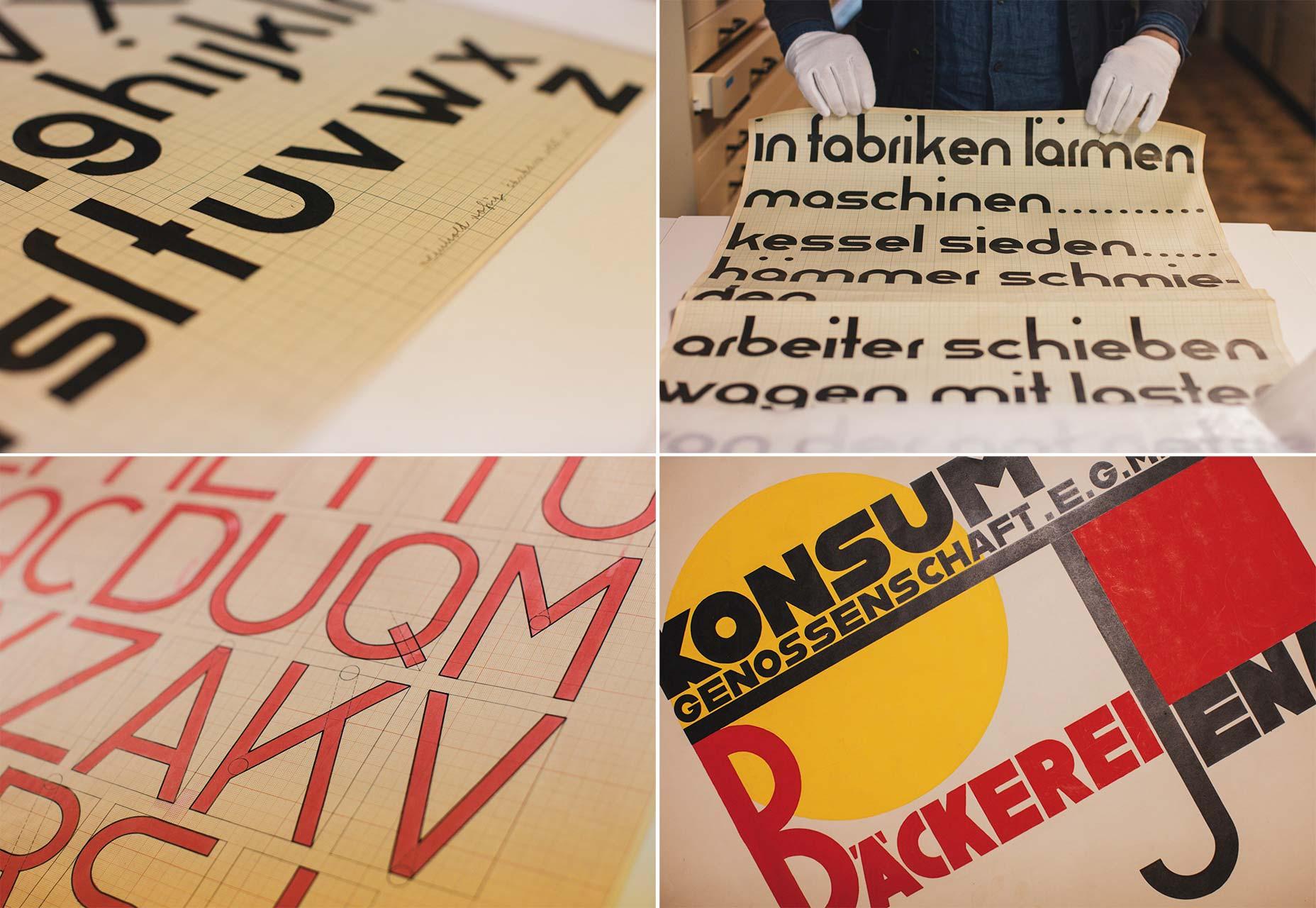 Typekit Announces Bauhaus-Inspired Fonts | Webdesigner Depot