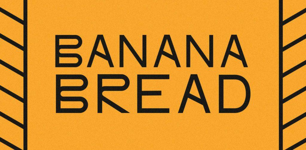 Free Download: Banana Bread Font