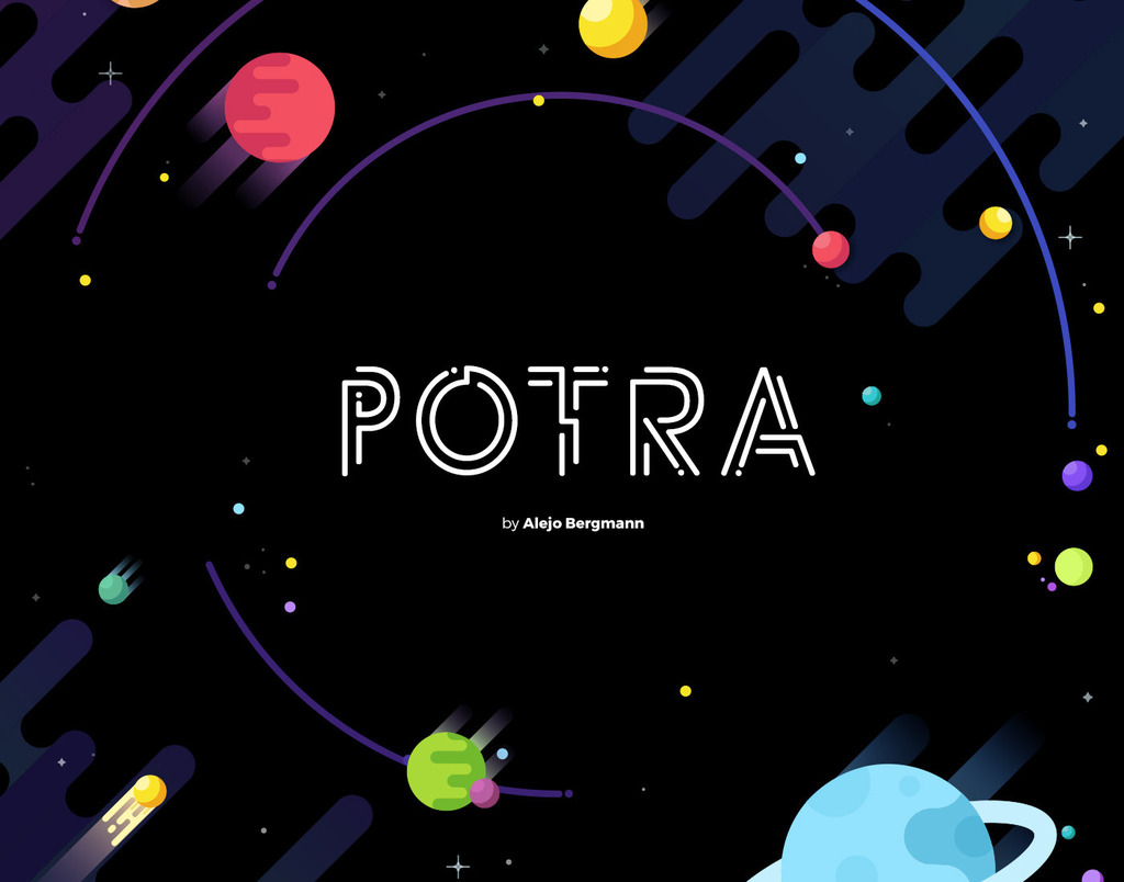Free Download: Potra Font