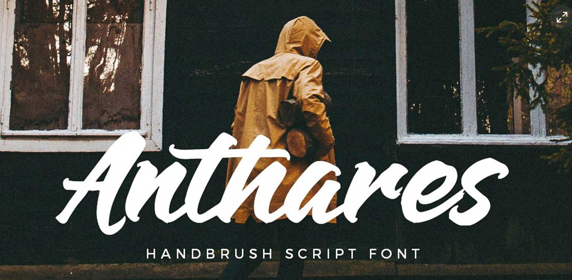 Free Download: Anthares Handbrush Script