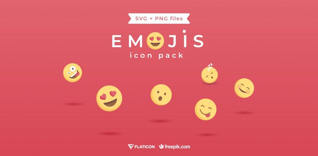 Free Download: Emojis Icon Pack