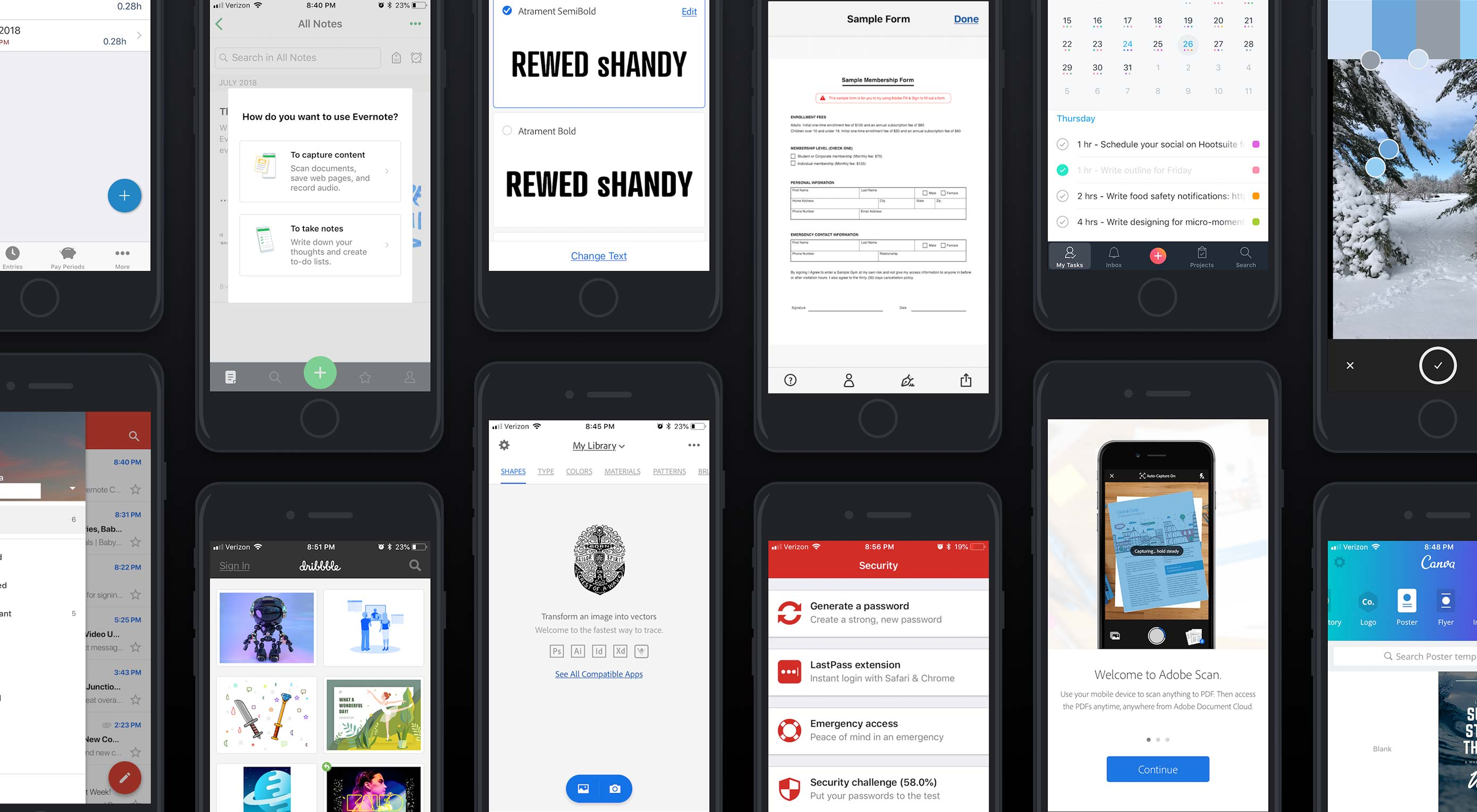 11 Must-Have Apps for Web Designers