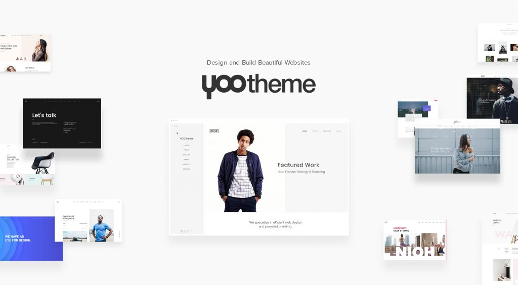 Create Beautiful Websites Easily with YOOtheme Pro