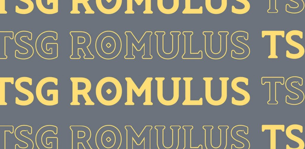 Free Download: Romulus Bold