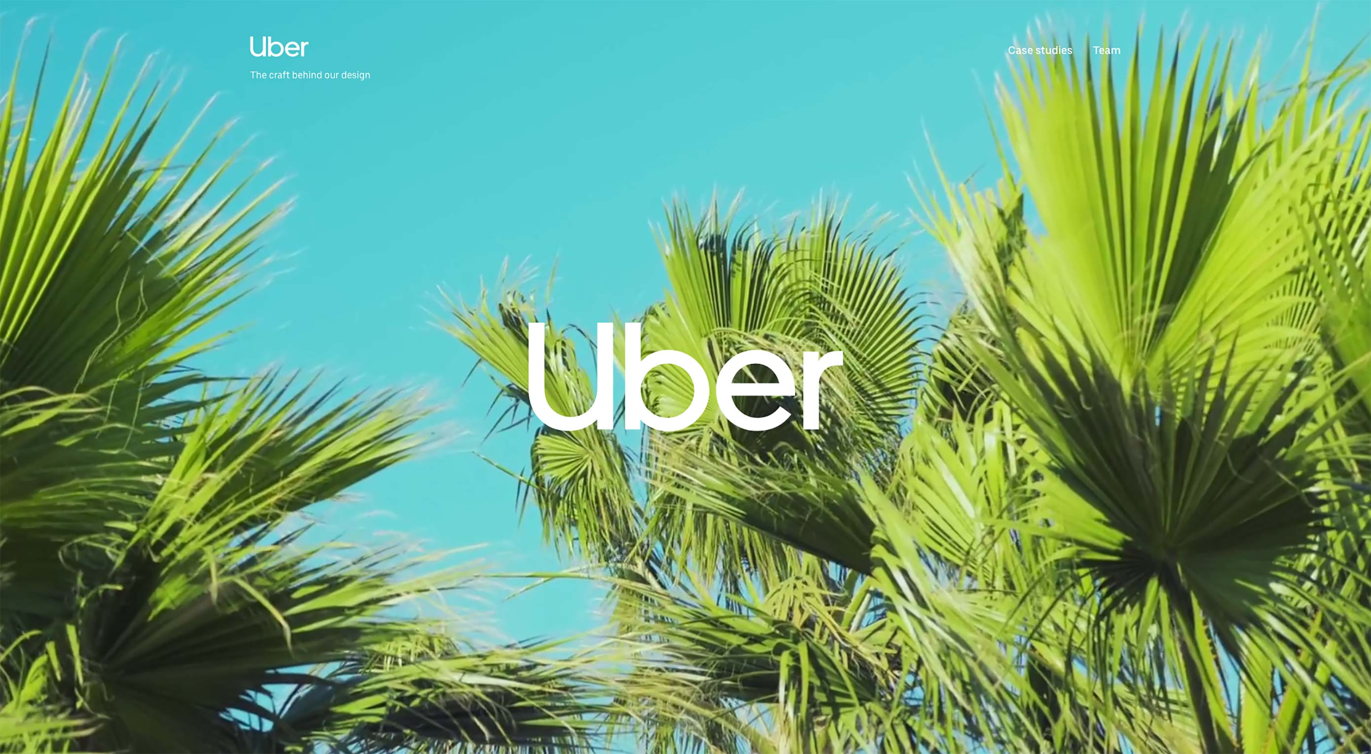 Uber Unveils Simple New Rebrand