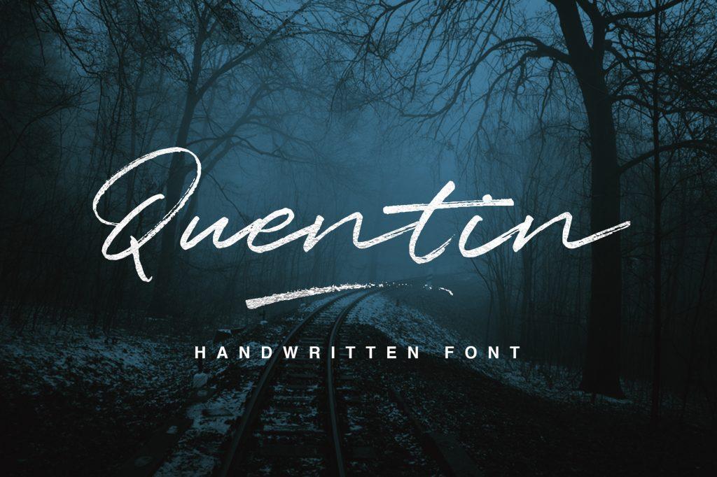 Free Download: Quentin Script