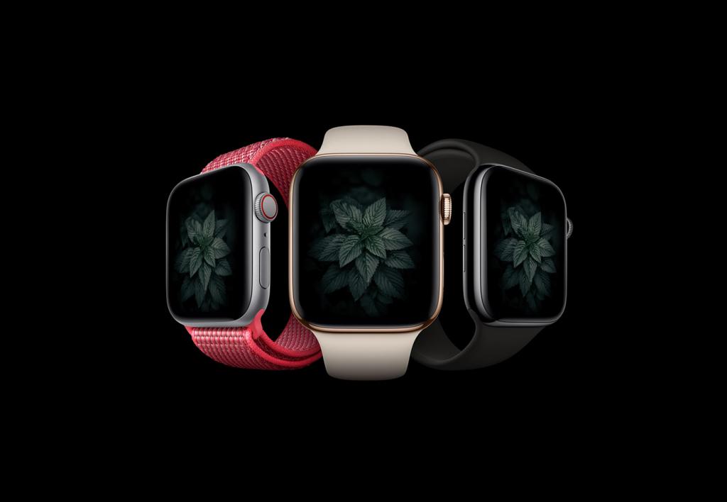 Free Download: Apple Watch Mockup