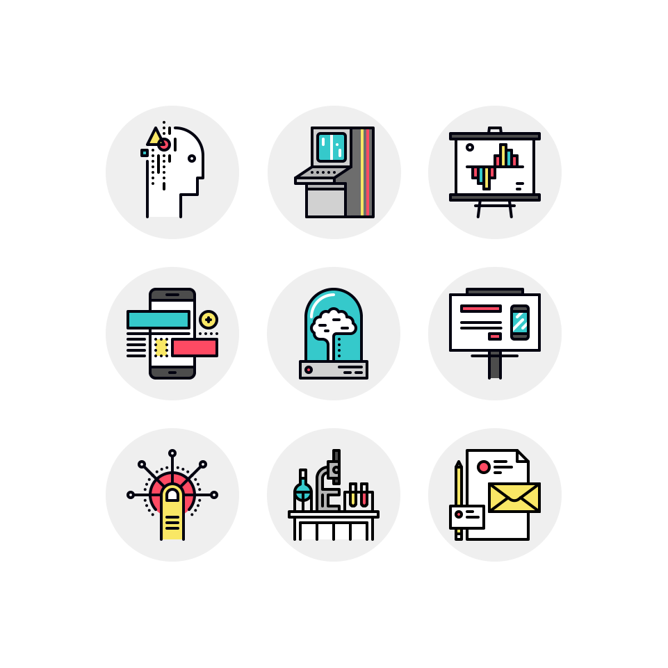 Free Download: Linero Animated Icons