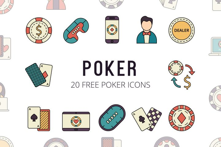 Free Download: Poker Icon Set