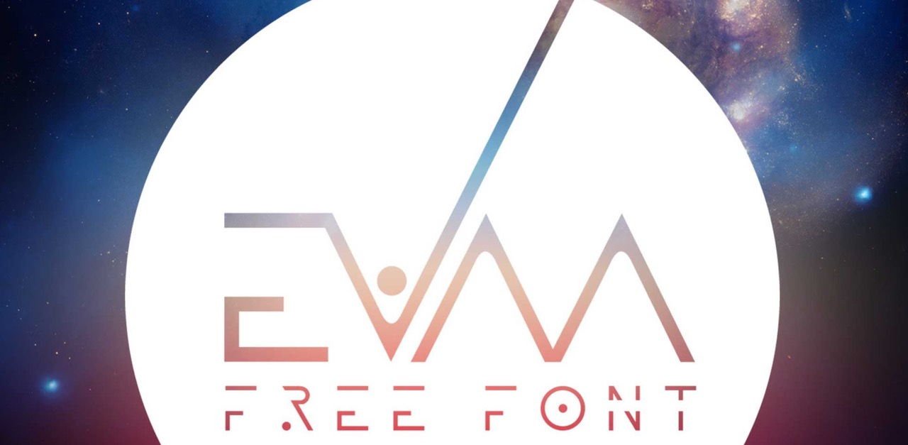 Free Download: EVAA Font