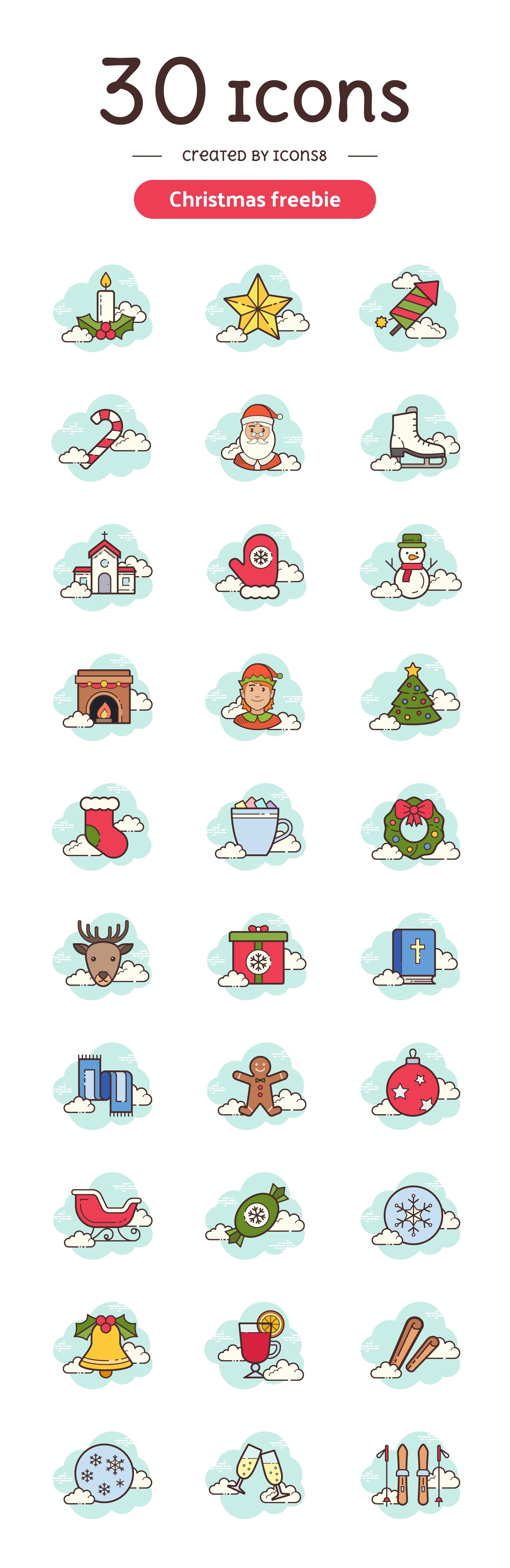 icons8_Christmas_1890x5805